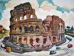 'Colosseum, Rome'