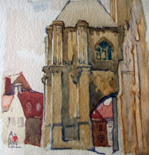 'Bourges Cathedral'