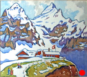 'Mountains', SOLD